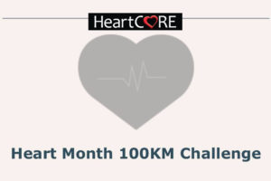Register for the February Heart Month 100KM Walk/Run Challenge