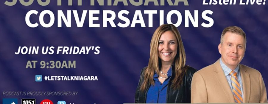 The South Niagara Chambers of Commerce Launch New! Podcast 'South Niagara Conversations'