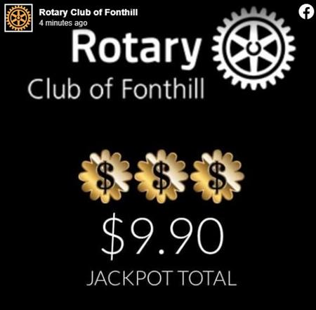 Jackpot Flower's Next Spotlight Charity Is Rotary Club Of Fonthill