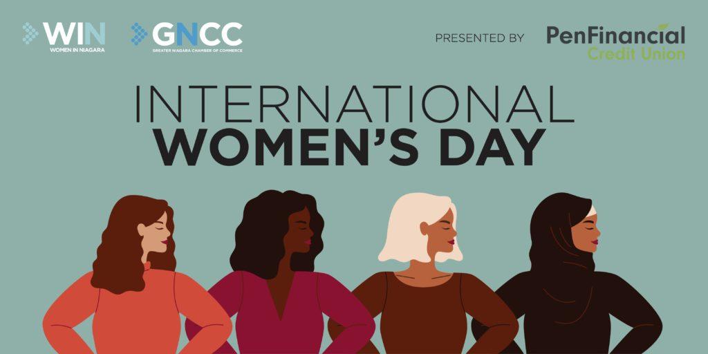 International Women's Day Featuring Keynote Speaker: Vicki Saunders