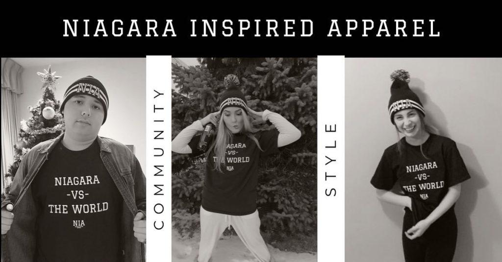 Niagara Inspired Apparel Announces New Website