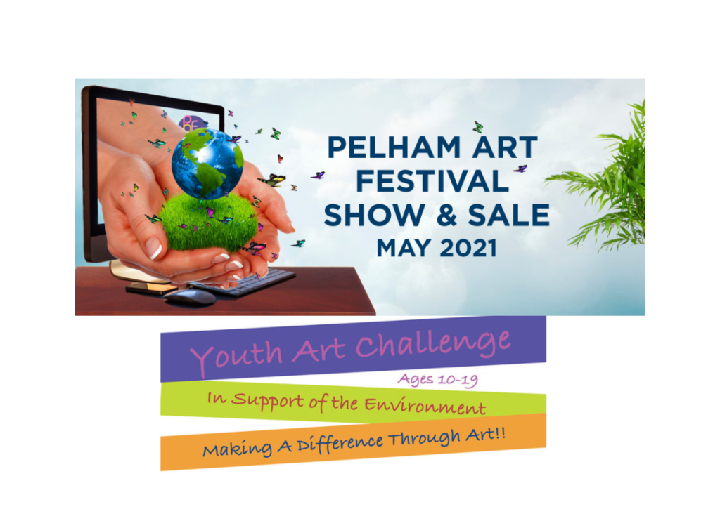 Pelham Art Festival Youth Art Challenge
