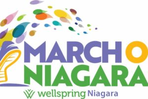 It's time to MARCH ON NIAGARA!