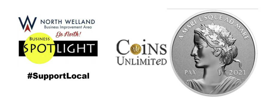 Coins Unlimited: Order Your  2021 Canadian $1 Lady Peace PAX Proof Silver Dollar Coin