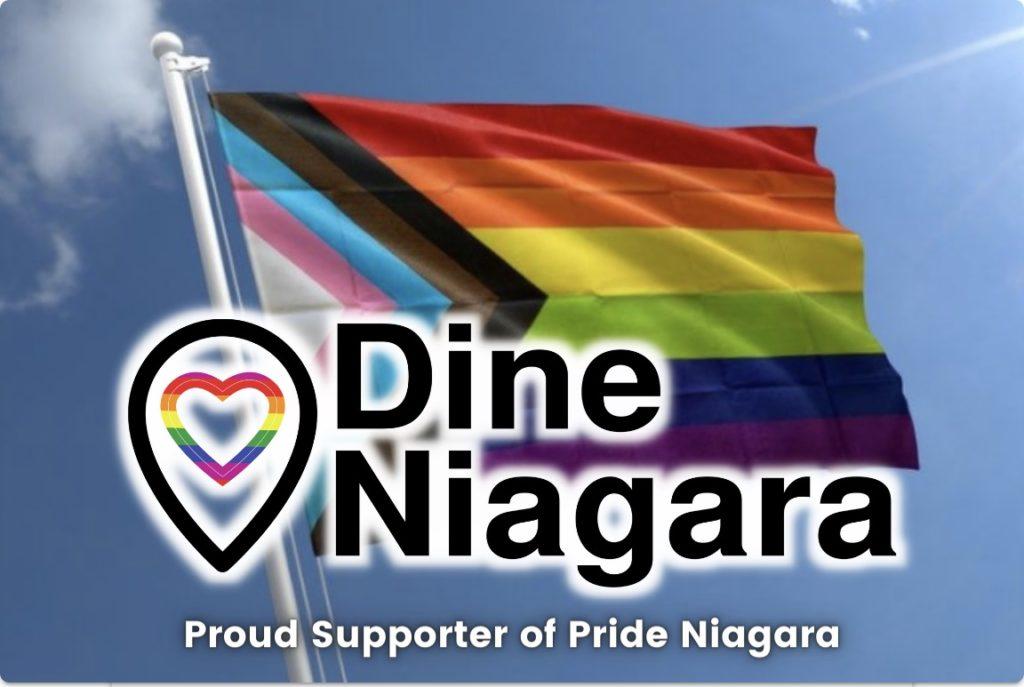 Dine Niagara Gift Cards – Celebrating Pride Month in Niagara