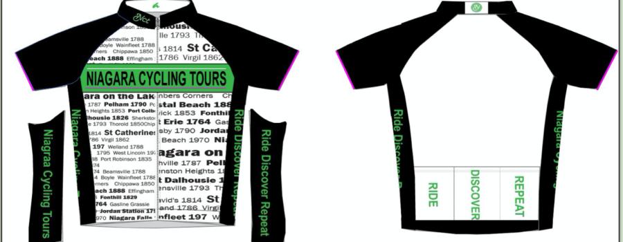 NEW BUSINESS ALERT: Welcome Niagara Cycling Tours!