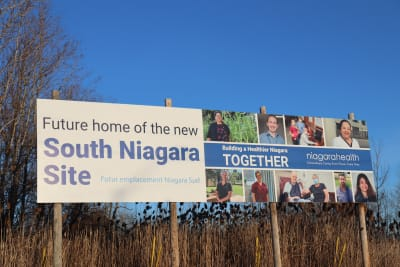 Region Commits $44.5 Million to Support South Niagara Site