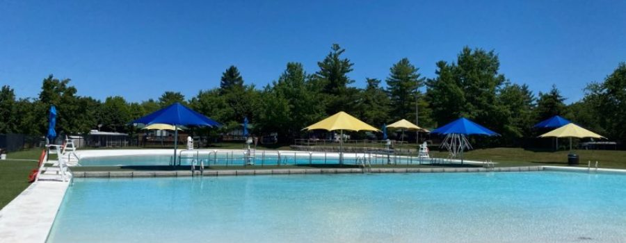 Cool Off at Bissell's Hideaway! Public Day Use Hours Monday-Thursday