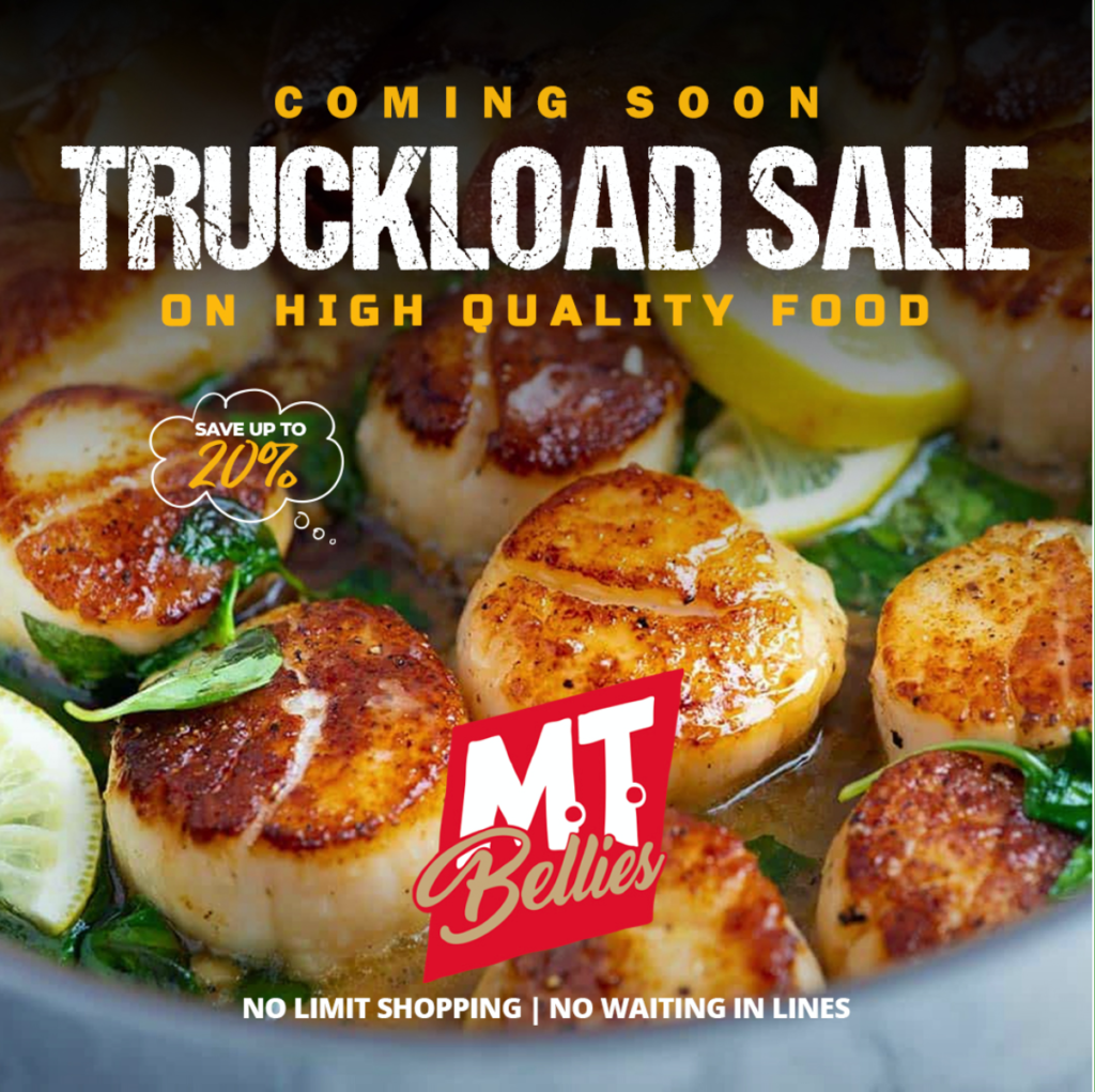 M.T.'s Truckload Sale is BACK!!! Up to 20% Off!